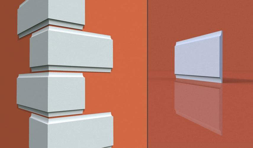 wzór 1 profilu fasadowego boni