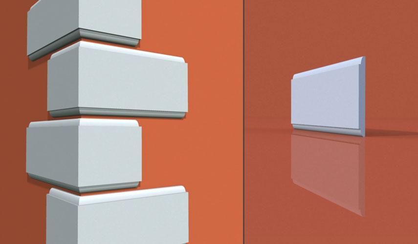 wzór 2 profilu fasadowego boni
