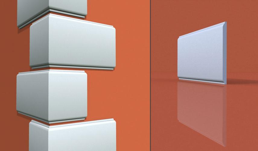 wzór 3 profilu fasadowego boni