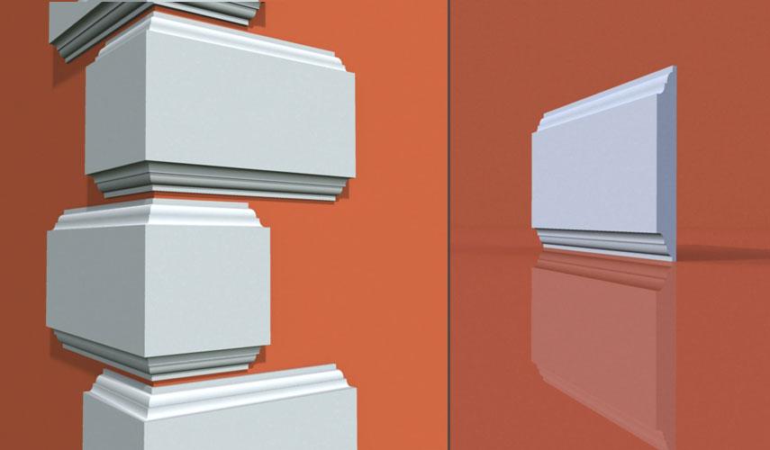 wzór 4 profilu fasadowego boni